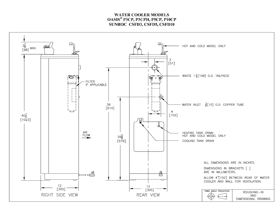 kenmore oasis dryer wiring diagram aquawise - oasis floor standing water cooler